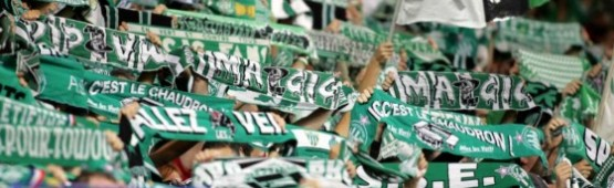 Les supporters des Verts (image d'illustration) / DR