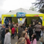 Le stand ACTIV