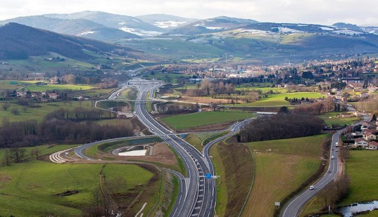 CREDIT PHOTO : Vinci Autoroutes
