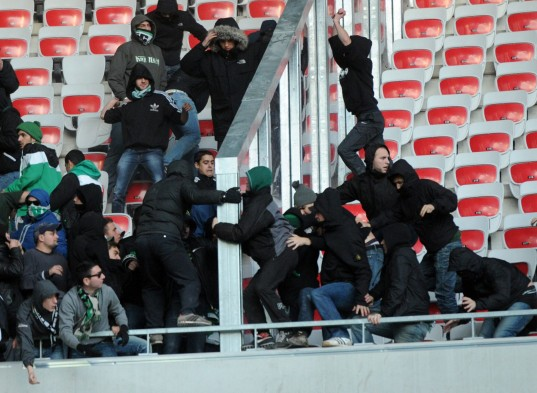 FOOTBALL LIGUE 1 OGC NICE AS SAINT-ETIENNE