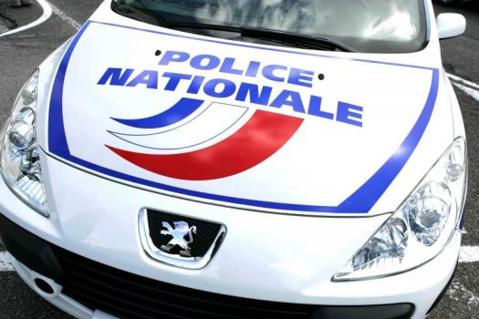Photo DR / Illustration / Un véhicule de la police nationale