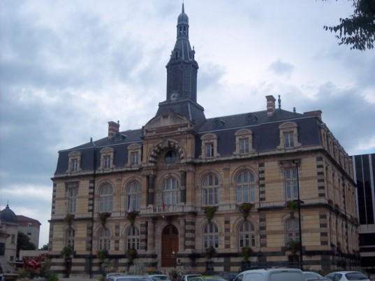 L'hôtel de ville de Roanne / Photo DR (illustration)