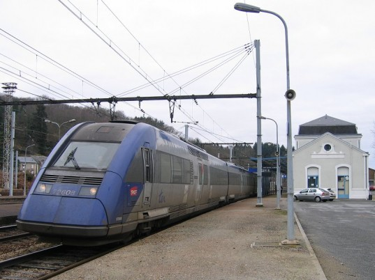 Un TER en gare (illustration) / Photo DR