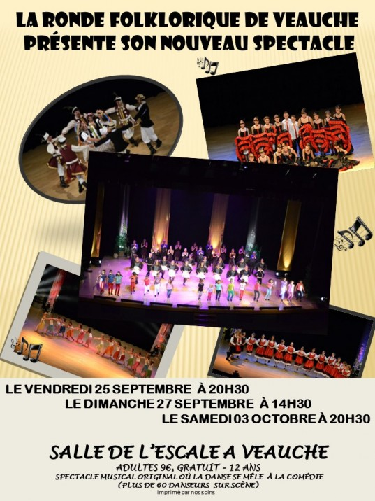 salle spectacle veauche