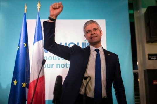 Laurent Wauquiez / Photo DR