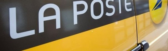 Logo de La Poste / Photo DR