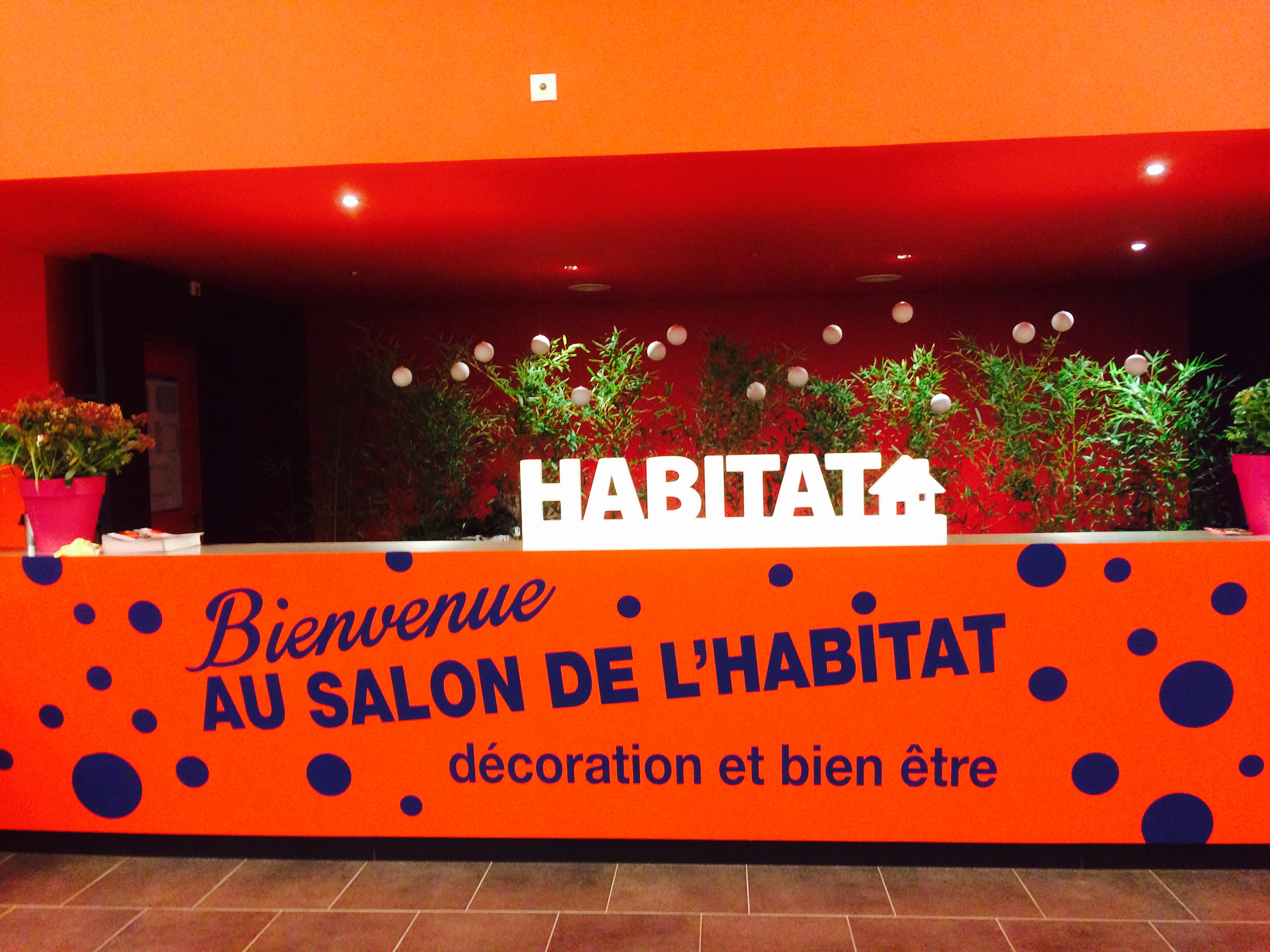 Activ pr sent au salon de l 39 habitat d coration et bien for Decoration habitat