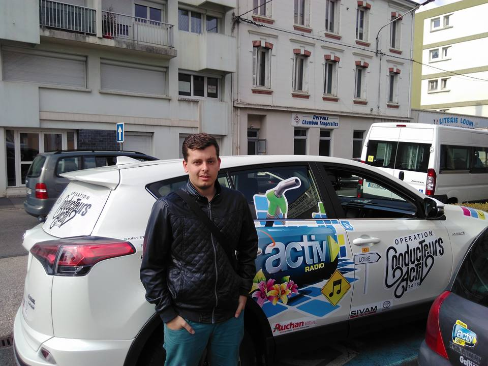 rencontre chambon feugerolles