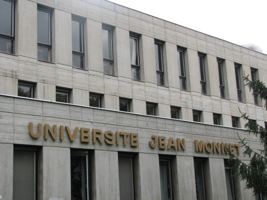 L'université Jean-Monnet à Saint-Etienne / Photo DR