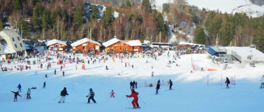 location ski a chalmazel