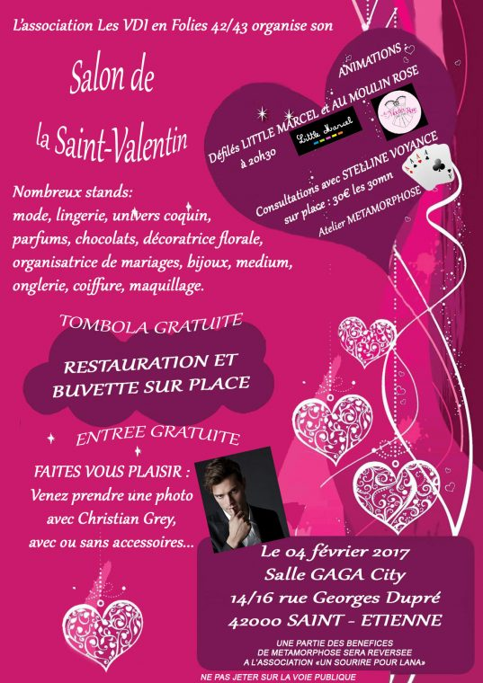 Salon saint valentin st etienne activ radio for Salon de la radio 2017