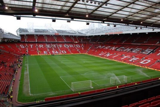 Photo DR / Old Trafford, le mythique stade de Manchester United
