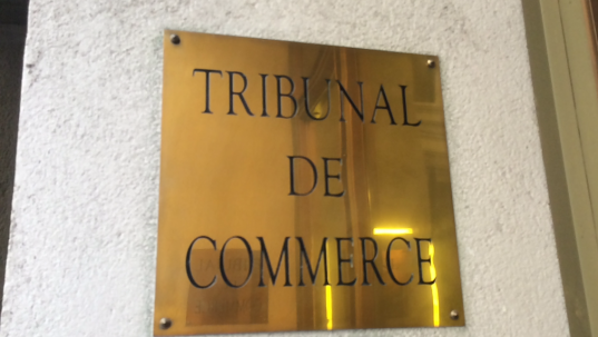 Photo ACTIV RADIO - Le tribunal commerce de Saint-Etienne