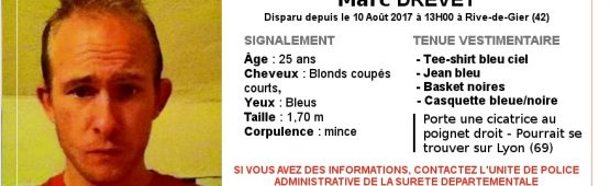 Appel_a_temoins-disparition_inquietante-DREVET Marc
