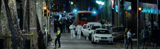 Photo DR / Barcelone / Attentat