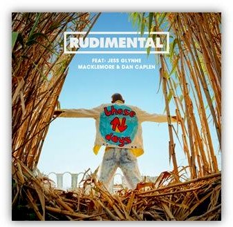 rudimental THESE DAYS