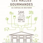 HALLES GOURMANDES BOUTHEON