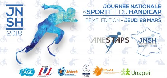 Journee nationale du sport et du handicap