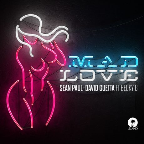 sean paul david guetta mad love
