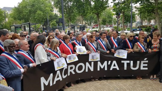MAIRES COLERE