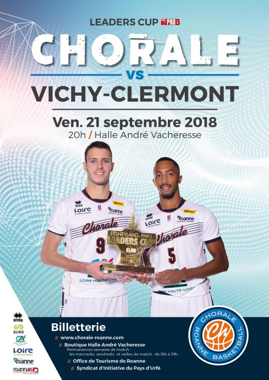 CHORALE VICHY CLERMONT 2018