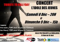 CONCERT JOHNNY LA FOUILLOUSE