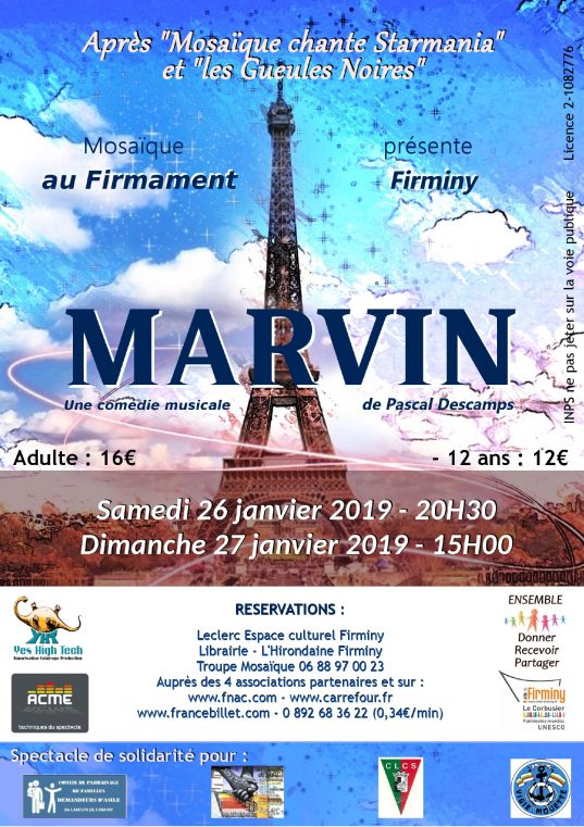 MARVIN 2019
