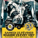 HOCKEY ROANNE EVRY