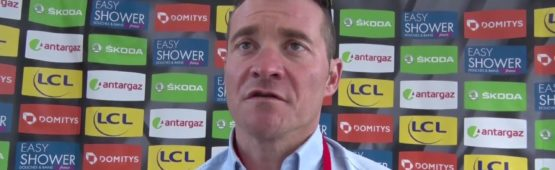 Thomas Voeckler sur Paris-Nice 2018 - capture d'écran Youtube / DR