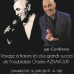 HOMMAGE A AZNAVOUR