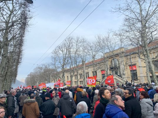 17 décembre 2019 Saint-Etienne Photo @ActivRadio