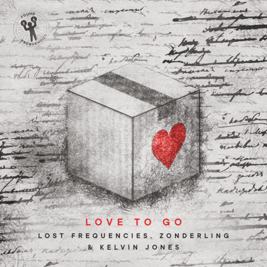 LOST FREQUENCIES Love To Go