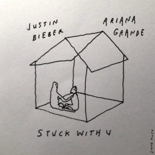 Ariana Grande & Justin Bieber Stuck with U