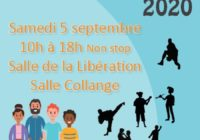 FORUM DES ASSOCIATIONS VILLARS 2020
