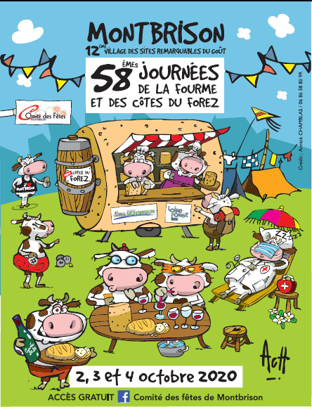 JOURNEES DE LA FOURME