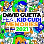 David Guetta Memories (Feat. Kid Cudi) 2021 Remix